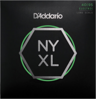 ​Струны для бас-гитары D'Addario NYXL4095 Long Scale, Super Light NYXL 40-95