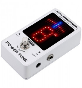 JOYO JF-18 Power Tune Multi Power Supply Chromatic Pedal Tuner тюнер и блок питания