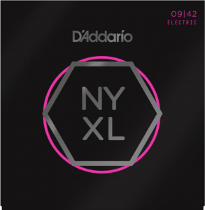 Струны для электрогитары D'Addario NYXL0942 Super Light 9-42 NYXL