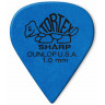 Медиаторы Dunlop 412P1.00 Tortex Sharp 1,00 мм набор из 12 шт