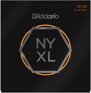 Струны для электрогитары D'Addario NYXL1046 Regular Light 10-46 NYXL