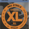 Струны для электрогитары D'Addario EPS540 Pro Steels Light Top Heavy Bottom 10-52