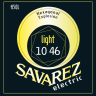 Savarez H50L Hexagonal Explosion Light струны для электрогитары 10-46