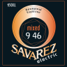 Savarez H50XLL Hexagonal Explosion Mixed струны для электрогитары 9-46