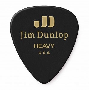 Медиатор Dunlop Celluloid Heavy (483R03HV) жесткий 1 шт