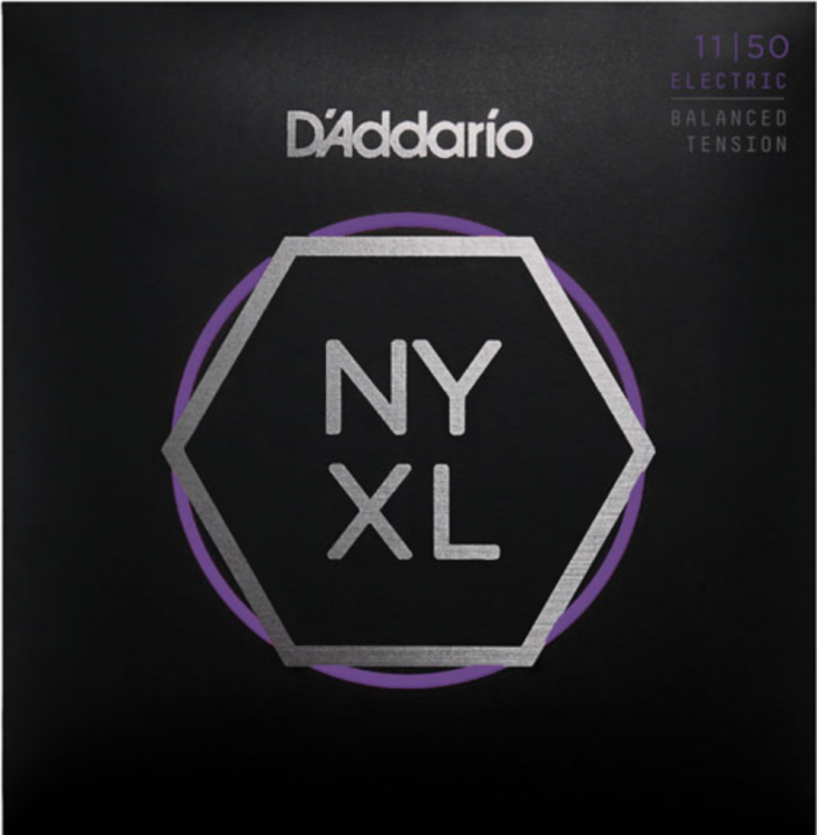 ​Струны для электрогитары D'Addario NYXL1150BT Balanced Tension 11-50