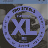 ​Струны для электрогитары D'Addario EPS515 Pro Steels Medium 11-50