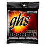 GHS Boomers GBTNT Nickel Plated Steel 10-52 Thick 'n' Thin струны для электрогитары