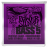 Струны для бас-гитары Ernie Ball 2821 Power Slinky 5-string Nickel Wound Bass 50-135