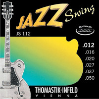 ​Струны для электрогитары Thomastik JS112 Jazz Swing 12-50