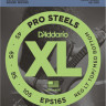Струны для бас-гитары D'Addario EPS165 ProSteels Bass Custom Light 45-105