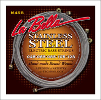 ​Струны для бас-гитары La Bella M45 Stainless Steel 45-105