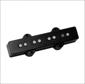 Звукосниматель DiMarzio DP248BK Area J Bridge