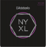​Струны для электрогитары D'Addario NYXL09544 Super Light Plus NYXL, 9,5-44