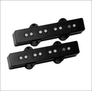 Звукосниматель DiMarzio DP249BK Area J Neck & Bridge, комплект