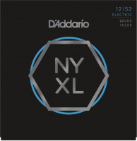 ​Струны для электрогитары D'Addario NYXL1252W Light Wound 3rd NYXL 12-52