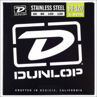 ​Струны для бас-гитары Dunlop 60-120 Stainless Steel Bass DBS
