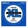 Одиночная струна для бас-гитары D'Addario 50 XB050M Nickel Wound