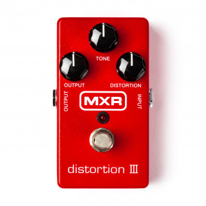 Dunlop MXR M115 Distortion III эфект гитарный дисторшн