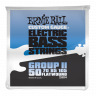 Струны для бас-гитары Ernie Ball 2804 Flat Wound Bass Group II 50-105