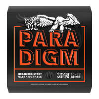 Струны для электрогитары Ernie Ball 2015 Paradigm Skinny Top Heavy Bottom 10-52