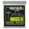 Струны для бас-гитары Ernie Ball 3836 Coated Regular Slinky, 45-130