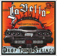 ​Струны для электрогитары La Bella DT13 Drop Tune 13-60 DTN-13