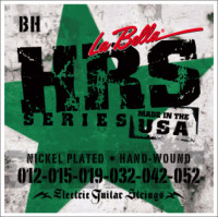 ​Струны для электрогитары La Bella HRS-BH Nickel Rounds Blues Heavy​ 12-52