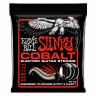 ​Струны для электрогитары Ernie Ball 2715 Skinny Top Heavy Bottom Cobalt 10-52