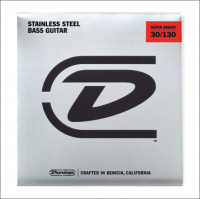 ​Струны для бас-гитары Dunlop 30-130 Super Bright Steel Bass DBSBS