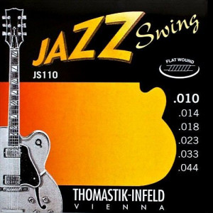 ​Струны для электрогитары Thomastik JS110 Jazz Swing 10-44