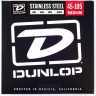 ​Струны для бас-гитары Dunlop 45-105 Stainless Steel Bass DBS45105