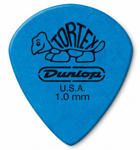 ​Медиаторы Dunlop 498P1.0 Tortex Jazz III XL 1,0 мм набор из 12 шт​