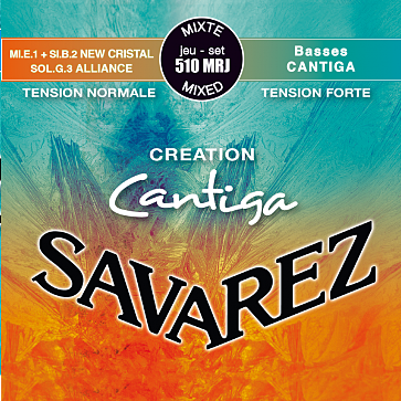 Новинка! SAVAREZ Creation Cantiga